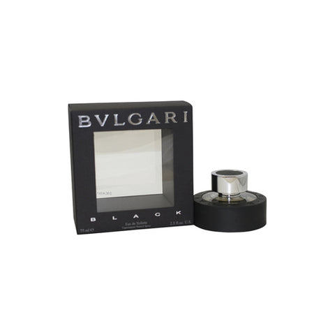 BV19M - Bvlgari Black Eau De Toilette Unisex - Spray - 2.5 oz / 75 ml
