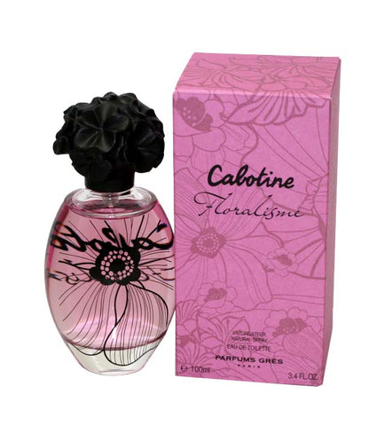 CAG30 - Cabotine Floralisme Eau De Toilette for Women - Spray - 3.4 oz / 100 ml