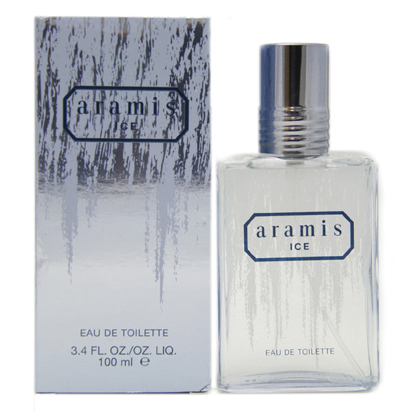 AR58 - Aramis Ice Eau De Toilette for Men - Spray - 3.4 oz / 100 ml