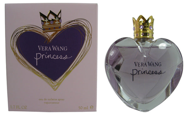 VER26 - Vera Wang Princess Eau De Toilette for Women - 1.7 oz / 50 ml Spray
