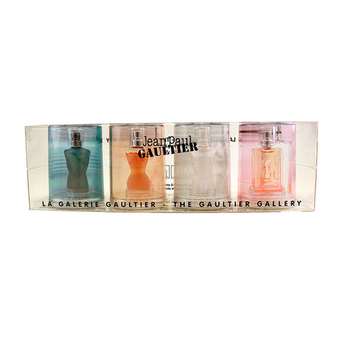 JE739 - Jean Paul Gaultier Collection 4 Pc. Gift Set for Men