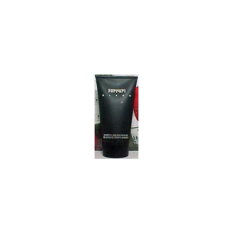 FE401M - Ferrari Black Shower Gel for Men - 8.4 oz / 250 ml