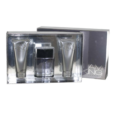 AKSJ19M - I Am King 3 Pc. Gift Set for Men