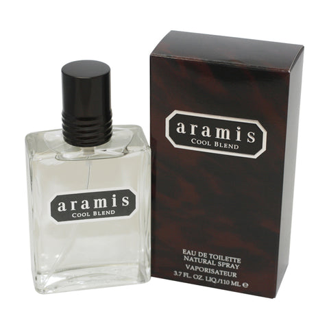 ARC58M - Aramis Cool Blend Eau De Toilette for Men - Spray - 3.7 oz / 110 ml