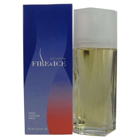 FI33M - Fire & Ice Cologne for Men - Spray - 3.4 oz / 100 ml