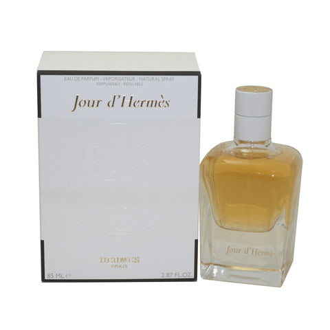 JHE28 - Jour D'Hermes Eau De Parfum for Women - Refillable - 2.87 oz / 85 ml Spray