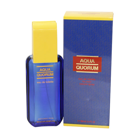AQ29M - Aqua Quorum Eau De Toilette for Men - 3.4 oz / 100 ml Spray