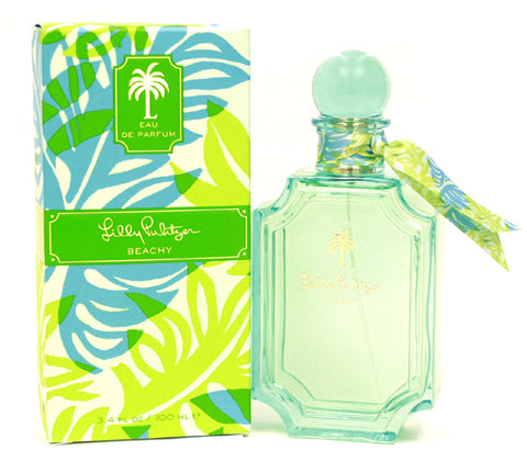 LPB34 - Lilly Pulitzer Beachy Eau De Parfum for Women - Spray - 3.4 oz / 100 ml