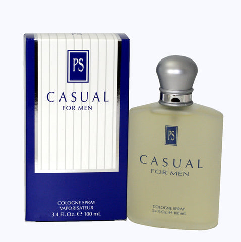 CB26M - Casual Cologne for Men - Spray - 3.3 oz / 100 ml