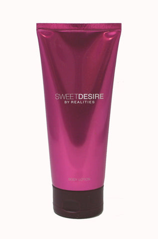SWEE67T - Sweet Desire Body Lotion for Women - 6.7 oz / 200 ml - Tester