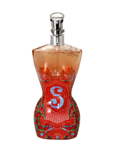 JEA40T - Jean Paul Gaultier Summer Eau D'ete Parfumee for Women - 3.3 oz / 100 ml Tester