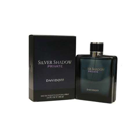 SLP12M - Silver Shadow Private Eau De Toilette for Men - Spray - 3.4 oz / 100 ml