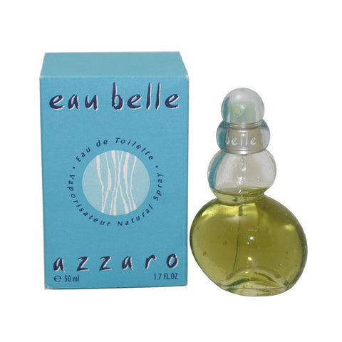 EAA05 - Eau Belle Azzaro Eau De Toilette for Women - 1.7 oz / 50 ml