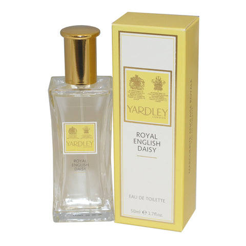 YAD28 - Royal English Daisy Eau De Toilette for Women - 1.7 oz / 50 ml Spray