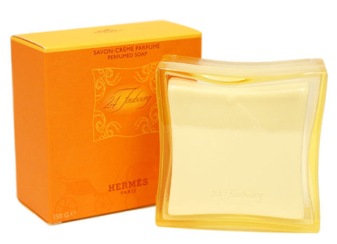 AA30 - 24 Faubourg Soap for Women - 5.2 oz / 155 ml - With Dish