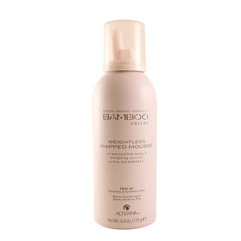 BAM51 - Bamboo Whipped Mousse for Women - 6 oz / 170 g