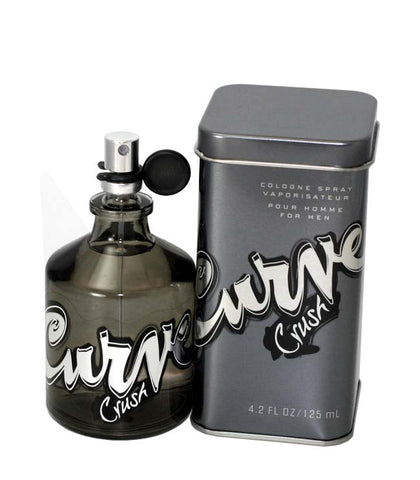 CRU1M - Curve Crush Cologne for Men - 4.2 oz / 125 ml Spray