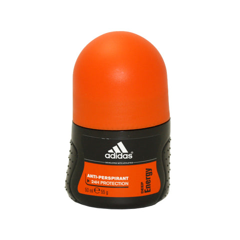 AD58M - Adidas Deep Energy 24 Hour Anti-Perspirant for Men - 16.67 oz / 50 ml