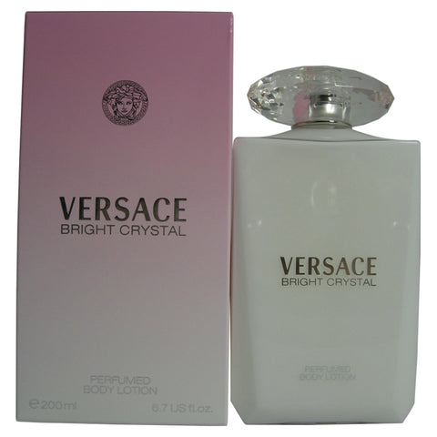 BER68 - Versace Bright Crystal Body Lotion for Women - 6.7 oz / 200 ml