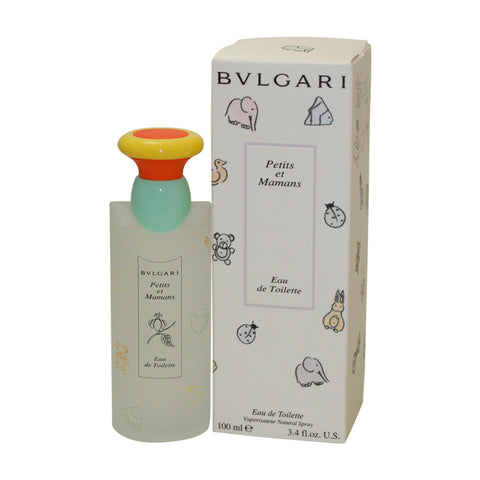 BVL22W-P - Bvlgari Petits Et Mamans Eau De Toilette for Women - Spray - 3.4 oz / 100 ml