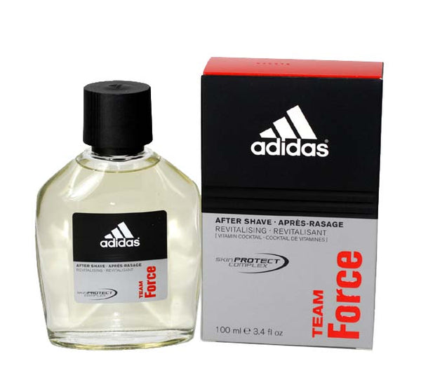 AD19M - Adidas Team Force Aftershave for Men - 3.3 oz / 100 ml