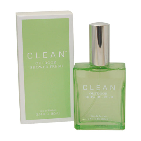 CLS8W - Clean Outdoor Shower Fresh Eau De Parfum for Women - Spray - 2.14 oz / 60 ml