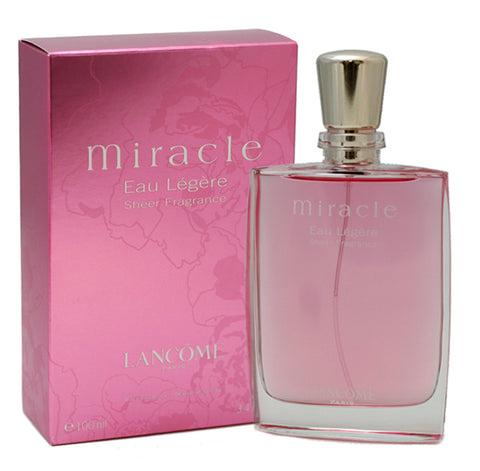 MI128 - Miracle Fragrance for Women - Spray - 3.4 oz / 100 ml