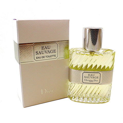 EA50M - Eau Sauvage Eau De Toilette for Men - 1.7 oz / 50 ml Spray