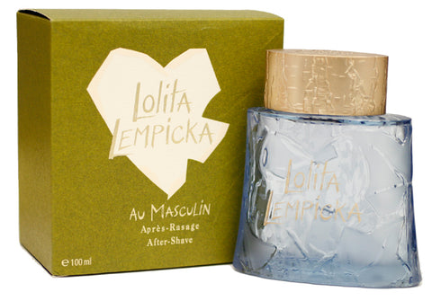 LO18M - Lolita Lempicka Aftershave for Men - 3.3 oz / 100 ml