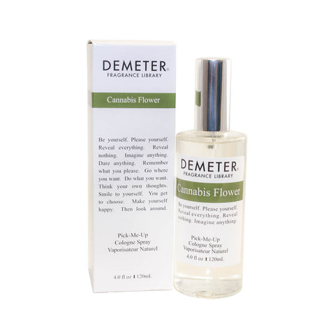 DEM61 - Cannabis Flower Cologne for Women - 4 oz / 120 ml Spray