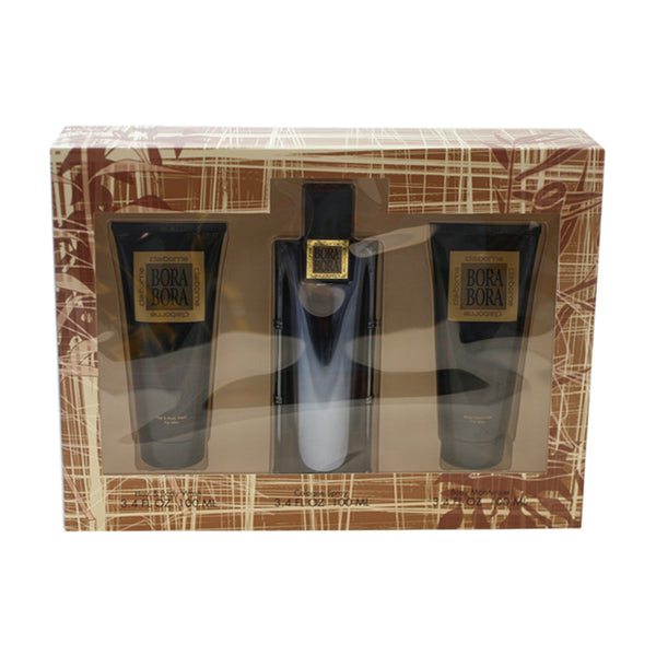 BOR11M - Bora Bora 3 Pc. Gift Set for Men