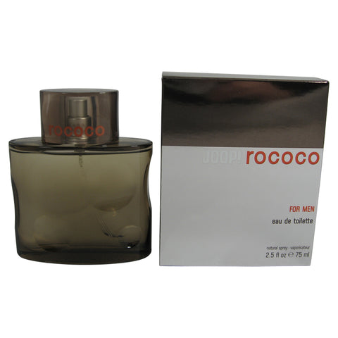 JO55M - Joop Rococo Eau De Toilette for Men - 2.5 oz / 75 ml Spray