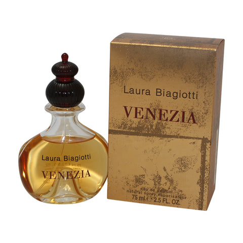 VE14 - Venezia Laura Biagiotti Eau De Parfum for Women - Spray - 2.5 oz / 75 ml