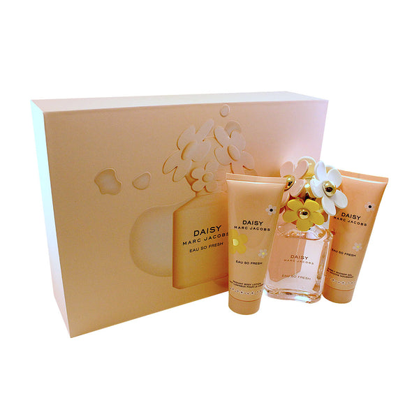 DESF45 - Daisy Eau So Fresh 3 Pc. Gift Set for Women