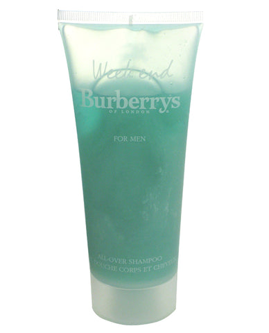 BU28M - Burberry Weekend All Over Shampoo for Men - 6.7 oz / 200 ml - Unboxed