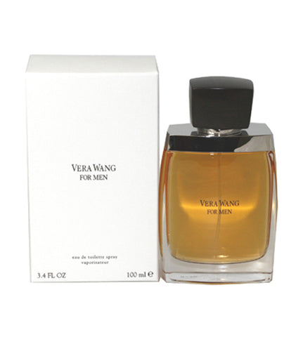 VER1M - Vera Wang Eau De Toilette for Men - 3.4 oz / 100 ml Spray