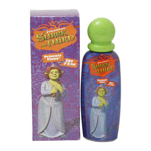 SHF25 - Shrek The Third Eau De Toilette for Men - Spray - 2.5 oz / 75 ml - Princess Fiona