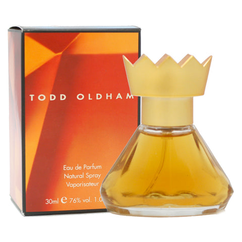 TOD12W - Todd Oldham Eau De Parfum for Women - Splash - 2.5 oz / 75 ml