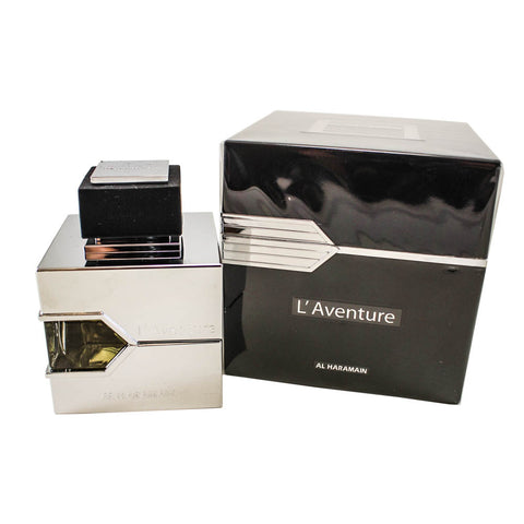 LAV34M - L'Aventure Eau De Parfum for Men - 3.3 oz / 100 ml Spray