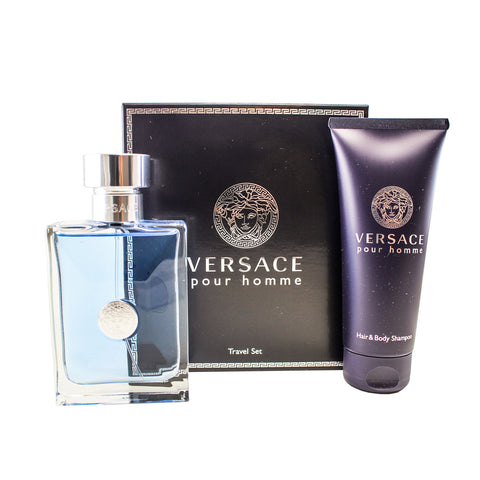 VPH35M - Versace Pour Homme 2 Pc. Gift Set for Men