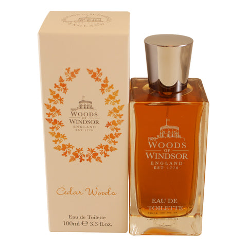 CW33 - Cedar Woods Eau De Toilette for Women - 3.3 oz / 100 ml