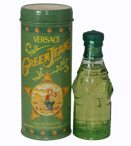 GR313M - Green Jeans Eau De Toilette for Men - Spray - 2.5 oz / 75 ml