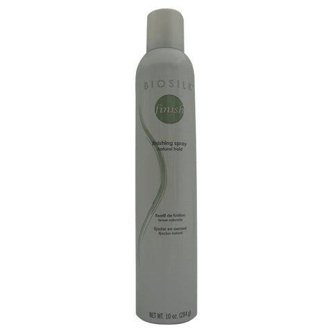 BIO35 - Biosilk Finish Finishing Spray for Women - 10 oz / 284 g - Natural Hold