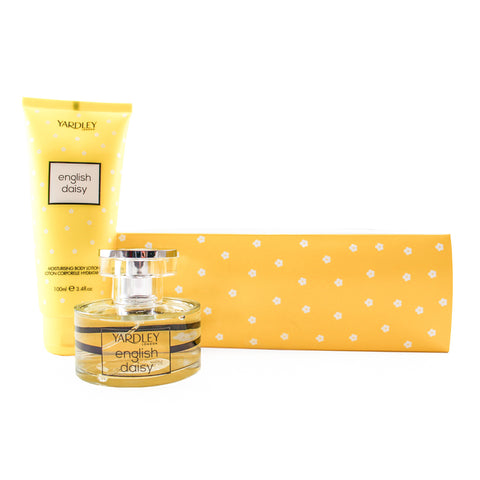 YARD2 - English Daisy 2 Pc. Gift Set for Women