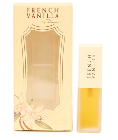 FR443 - Dana French Vanilla Parfum for Women | 0.33 oz / 9 ml (mini) - Spray