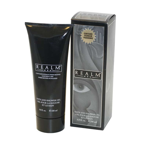 RE09M - Realm Bath & Shower Gel for Men - 6.8 oz / 200 ml