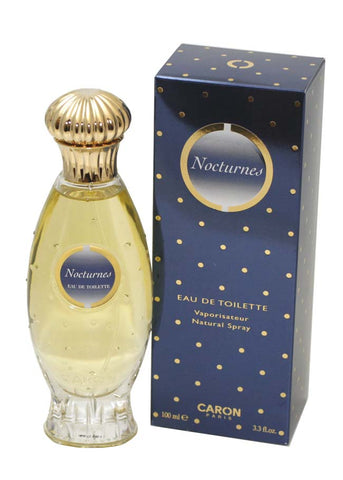 NO12 - Nocturnes Eau De Toilette for Women - Spray - 3.3 oz / 100 ml