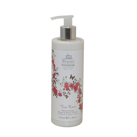 TRUR6 - True Rose Hand & Body Lotion for Women - 11.8 oz / 350 ml