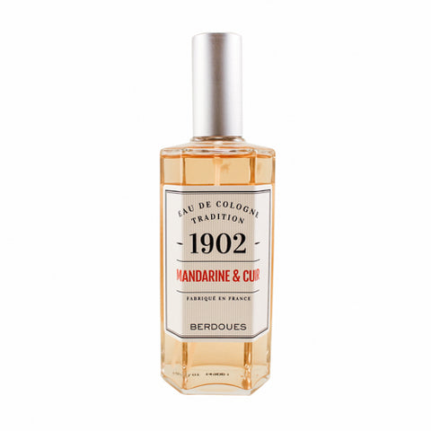 MC42 - 1902 Mandarine & Cur Eau De Cologne Unisex - Spray - 4.2 oz / 125 ml