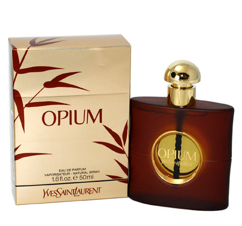OP18W - Opium Eau De Parfum for Women - Spray - 1.6 oz / 50 ml